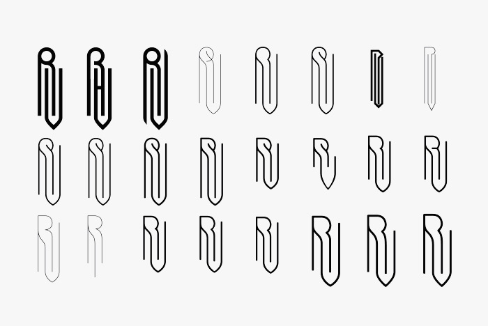 Robbin_Veldman_Monograms_Digital_Sketches_02